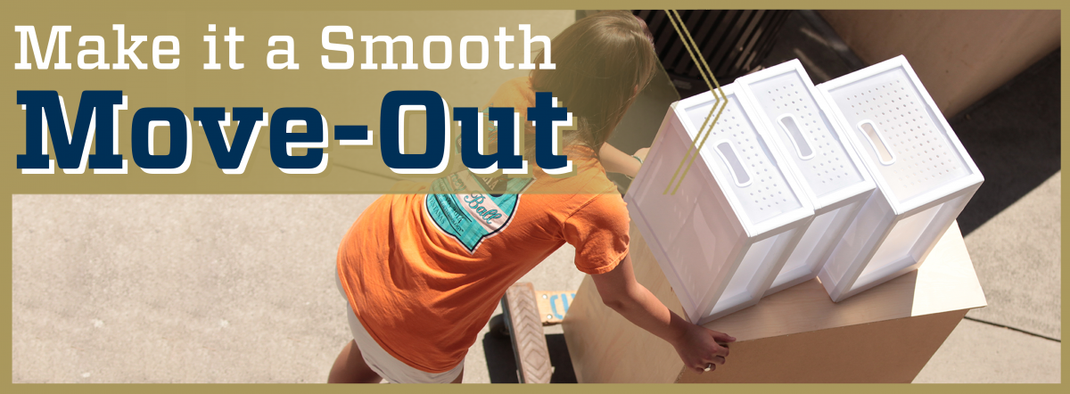 Make it a Smooth Move-Out
